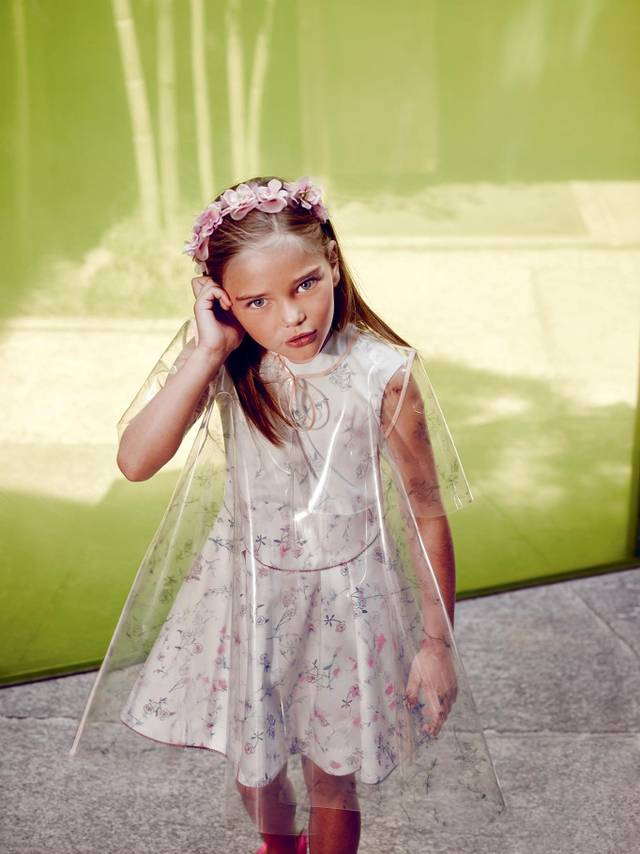 Baby Dior Spring/Summer 2016 Collection Draws Inspiration ...
