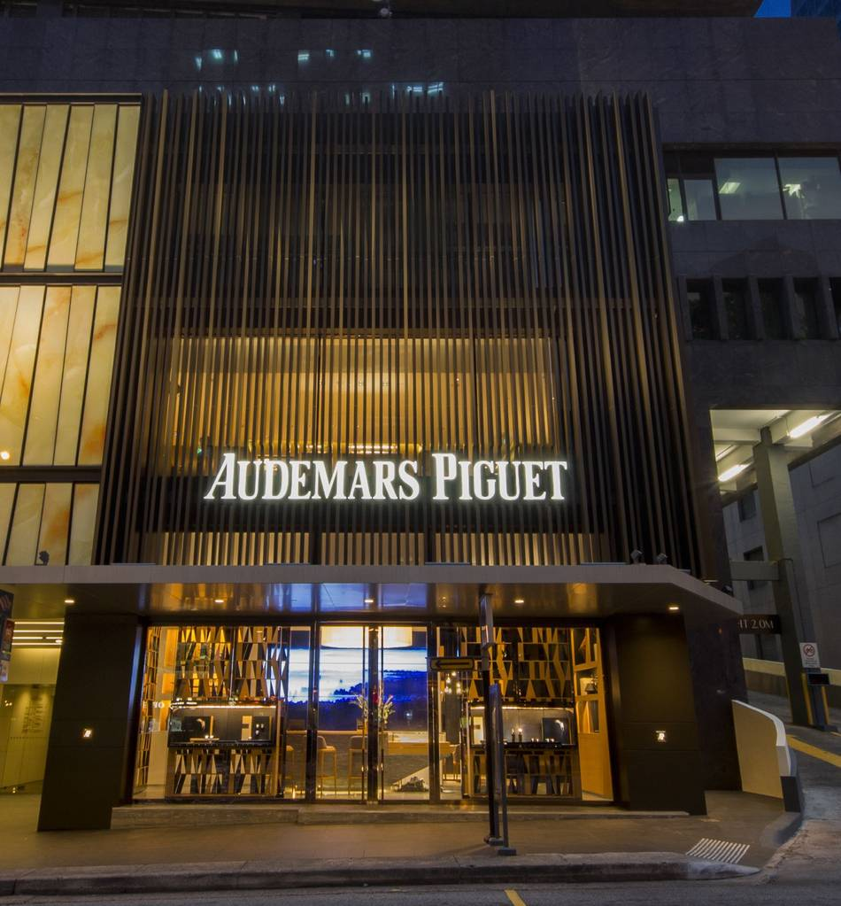 Audemars Piguet Opens Its Largest Store In The World In Singapore