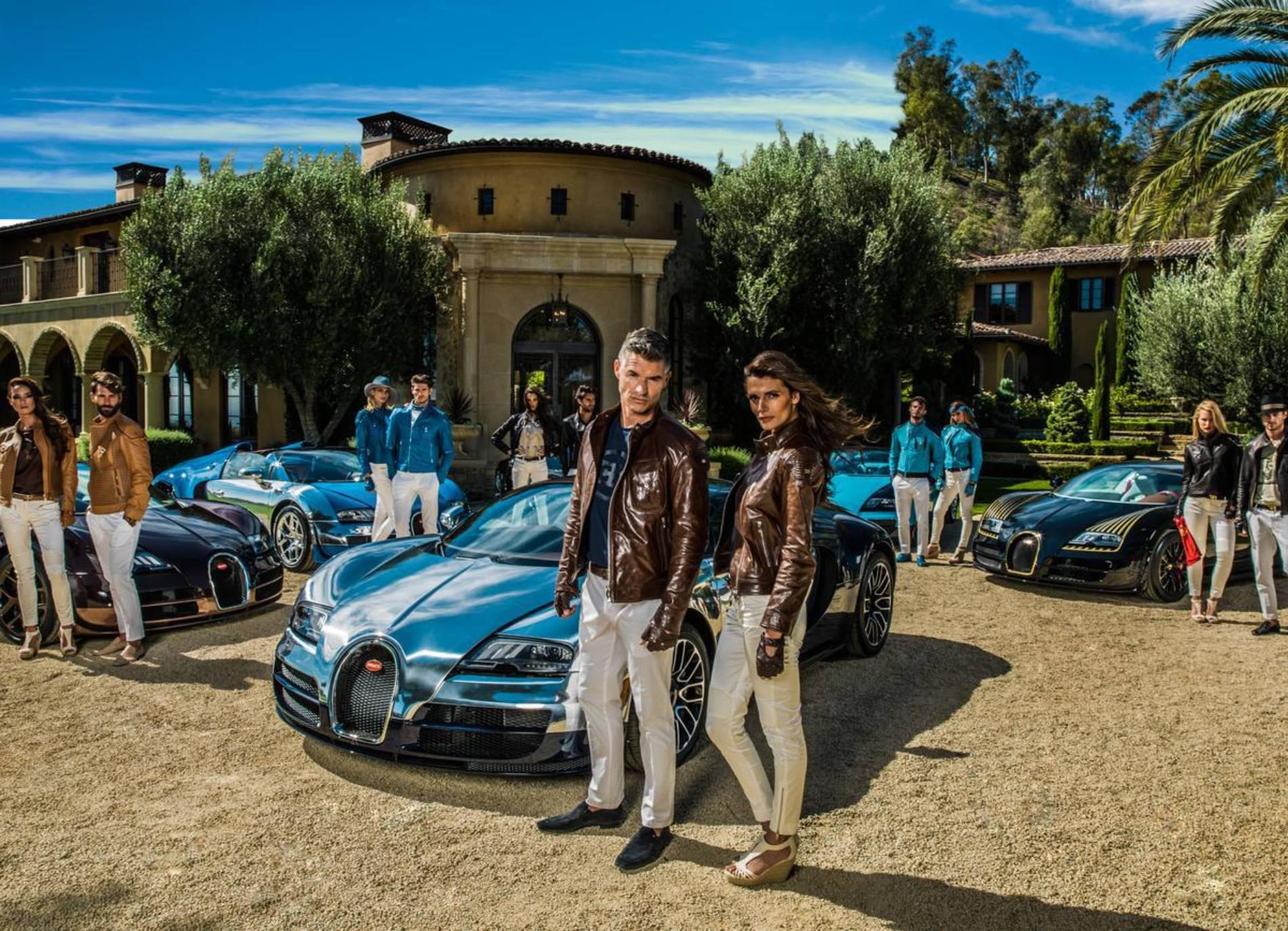 Bugatti Launches Exclusive Legends Capsule Collection | SENATUS