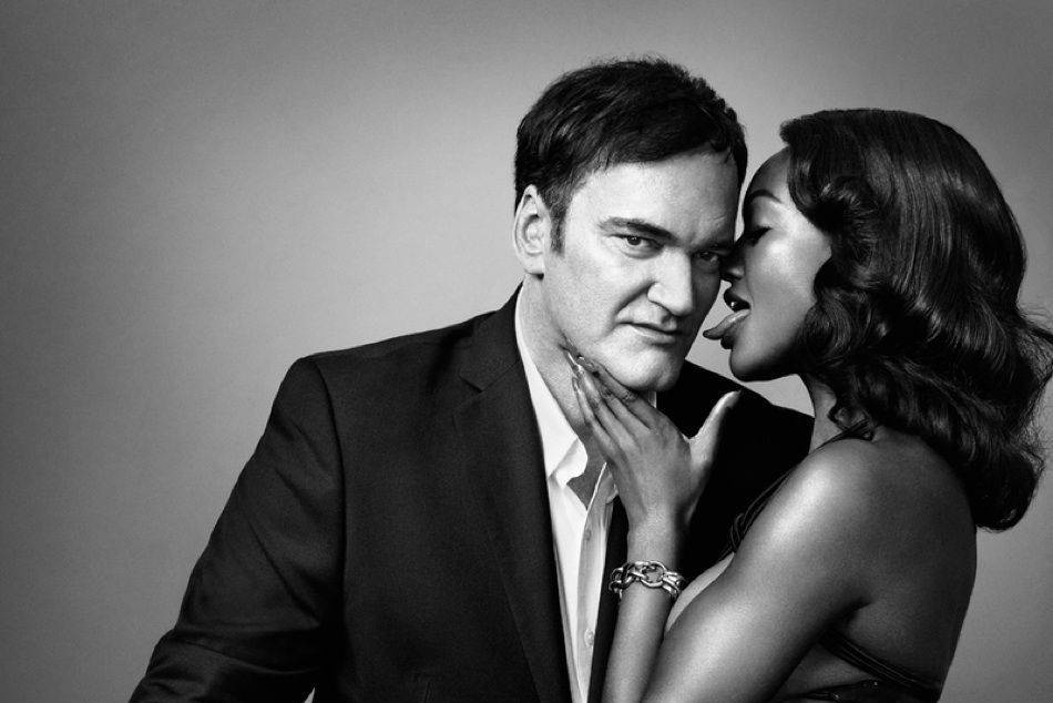 "The Lumière Award was presented to Quentin Tarantino not only for his films, but also for his radiant cinephilia, his in-film tributes to the whole cast of cinematic mythology and for his personal life-long motto, ""VIVE LE CINEMA!"""