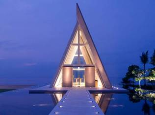 Created by some of the world's best architects and designers