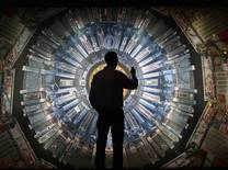The award-winning immersive showcase blends theatre, video and sound art with real artefacts from CERN, recreating a visit to the famous particle physics laboratory