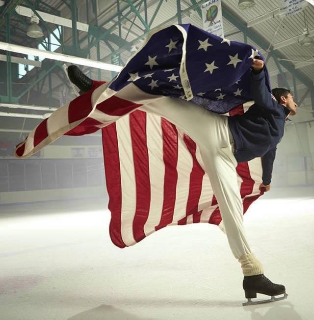 Ralph Lauren Outfits American Winter Olympics Team | SENATUS
