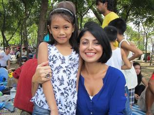 "Catch ""Go Asia With Anita Kapoor"" as our favourite TV host takes us through 5 Asian cities"