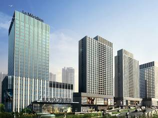 Le Meridien Chongqing, Nan'an recently received the China Hotel Starlight Special Award