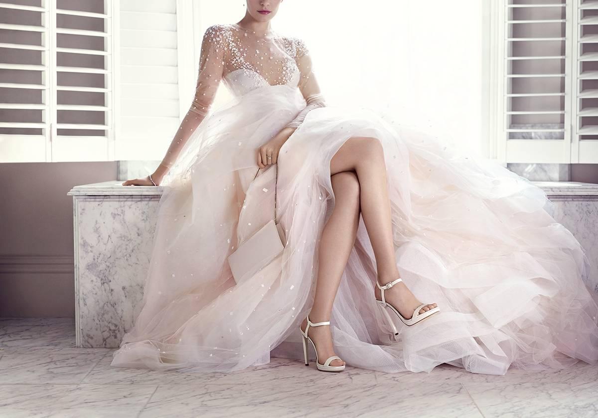 Jimmy Choo Bridal Collection 2016 Senatus