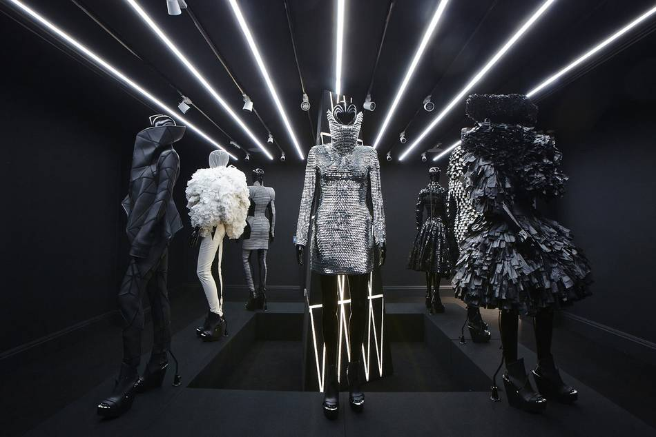 London's Galeria Melissa Covent Garden hosts the exhibit celebrating the 10th year anniversary of the English label