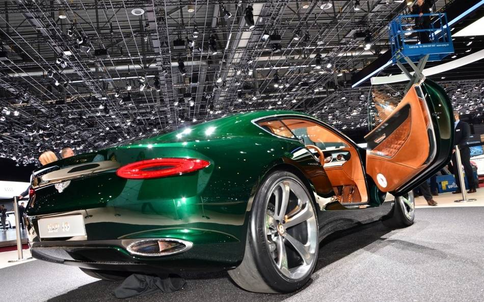 Category New Car Designs >> Bentley Exp 10 Speed 6 Tops Transportation Category At German Design