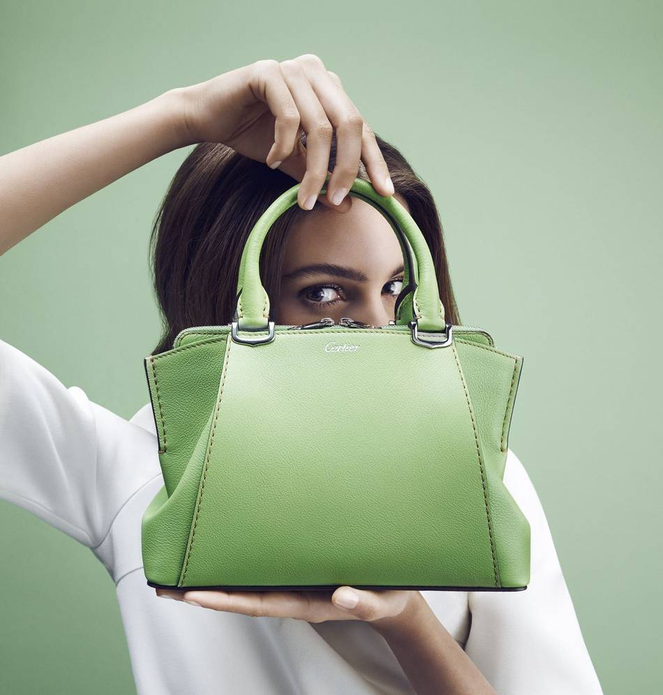 Cartier выпустил сапфировые сумки: Стиль: Ценности: Lentaru