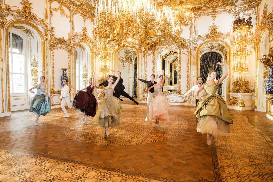 Vivienne Westwood Designs Ballet Outfits for Vienna ...