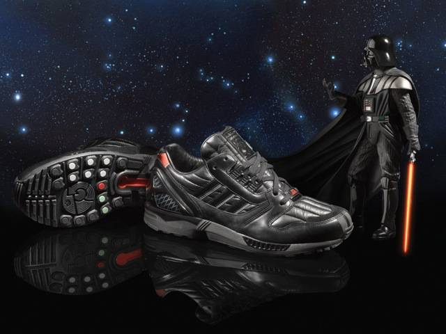 Darth Vader adidas original, part of the Spring/Summer Star Wars Characters Pack