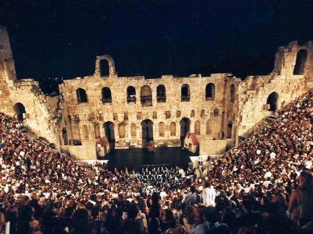 Hellenic Festival In Greece Senatus