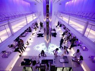 supperclub, SINGAPORE
