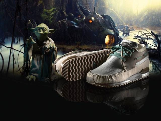 Yoda adidas original, part of the Spring/Summer Star Wars Characters Pack