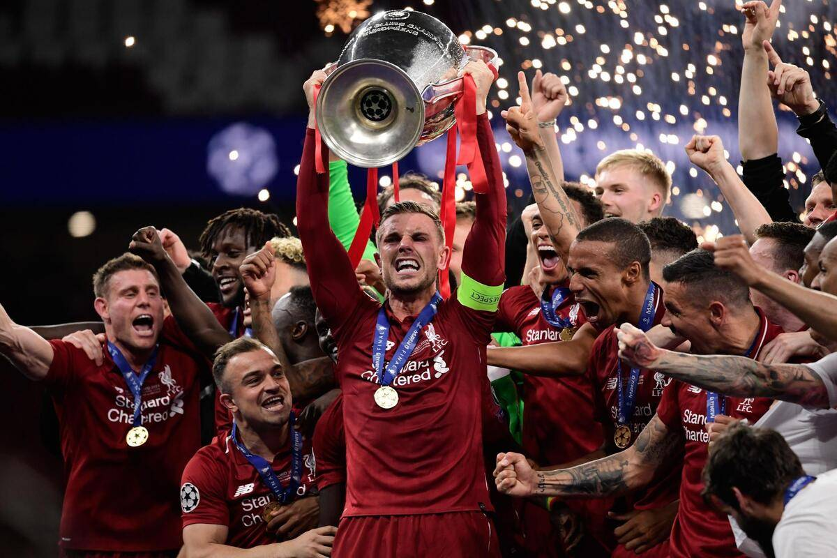Fc Liverpool Champions League
