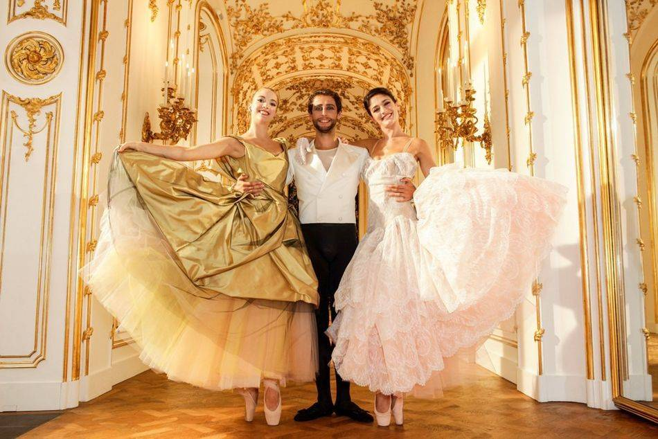 The Vienna Philharmonic which holds the legendary New Year's concert every year, is set to include a Vienna State  Ballet segment featuring designs by Vivienne Westwood