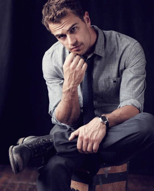 Theo James Announced as New Brand Ambassador for BOSS ...