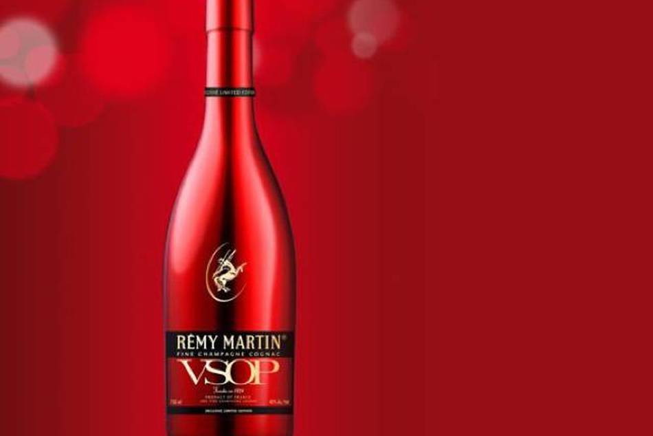 Rémy Martin VSOP has launched an exclusive red bottle edition to usher in the festive cheer for SE Asia
