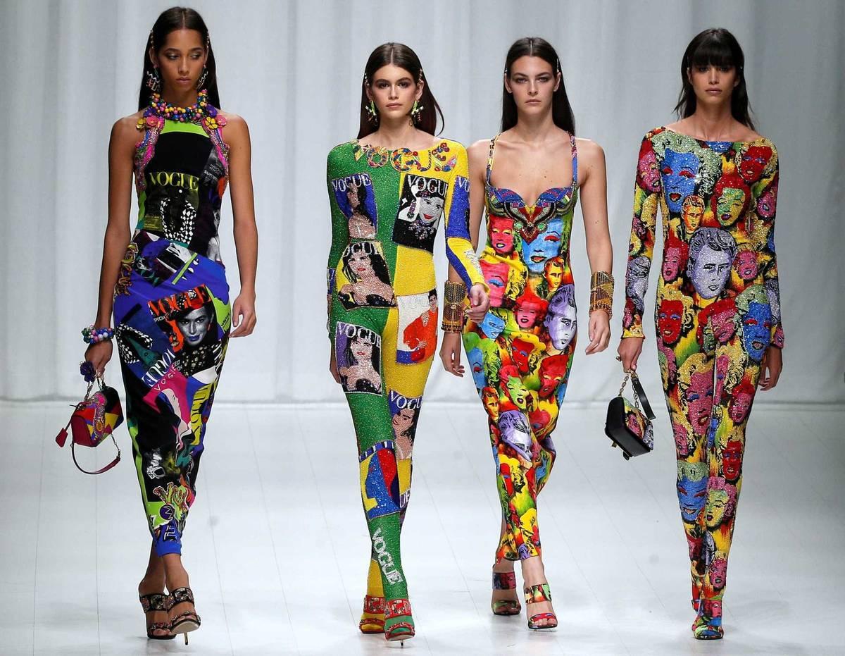 Versace tribute t shirt collection celebrate iconic motifs by late designer senatus - Celebrating home designer login ...