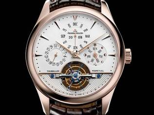 Master Grande Tradition Tourbillon by JAEGER LeCOULTRE