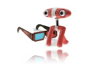 The Only 3D Web Camera by HAMMACHER SCHLEMMER
