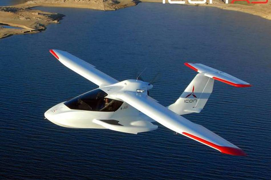 A5 by ICON Aircraft