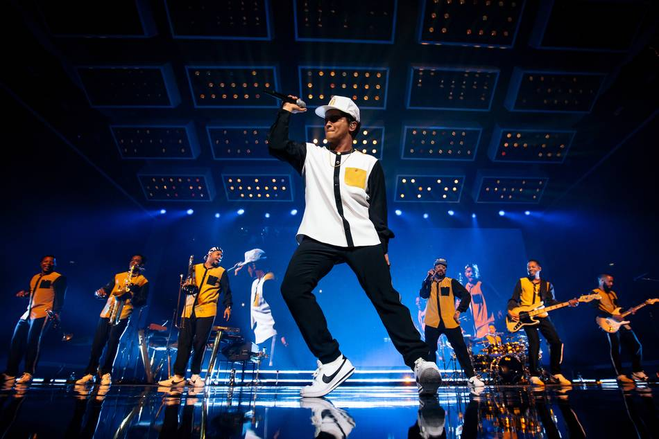 Bruno Mars 24K Magic World Tour To Make Stops In Asia