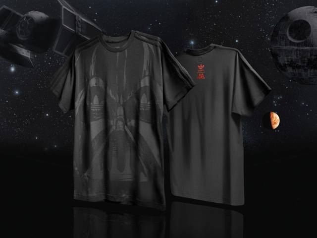 Darth Vader T-Shirt, part of the Spring/Summer Star Wars Vehicle Pack