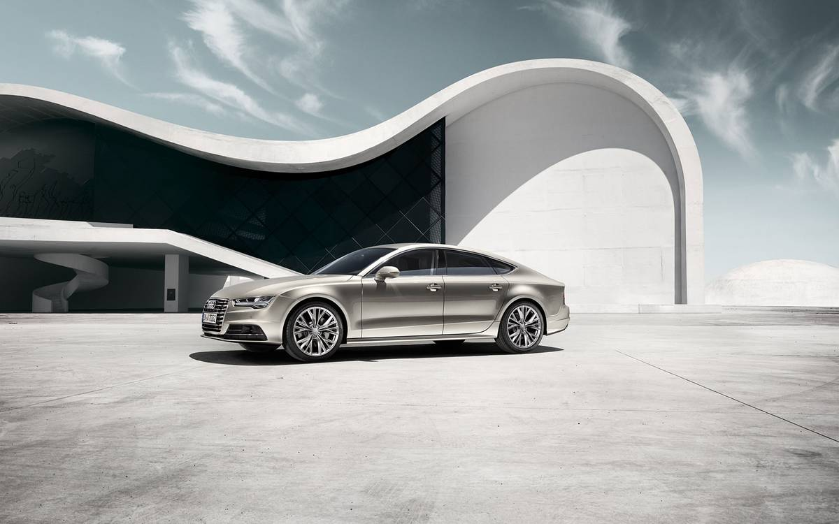 the 2015 audi a7 sportback is presence redefined with new design technologies senatus. Black Bedroom Furniture Sets. Home Design Ideas