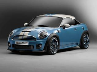 MINI unveils an unusually attractive vision of how the model family may well develop in future