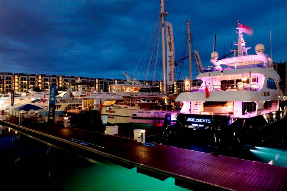 Singapore Yacht Show is the luxury lifestyle event of high-end yachting