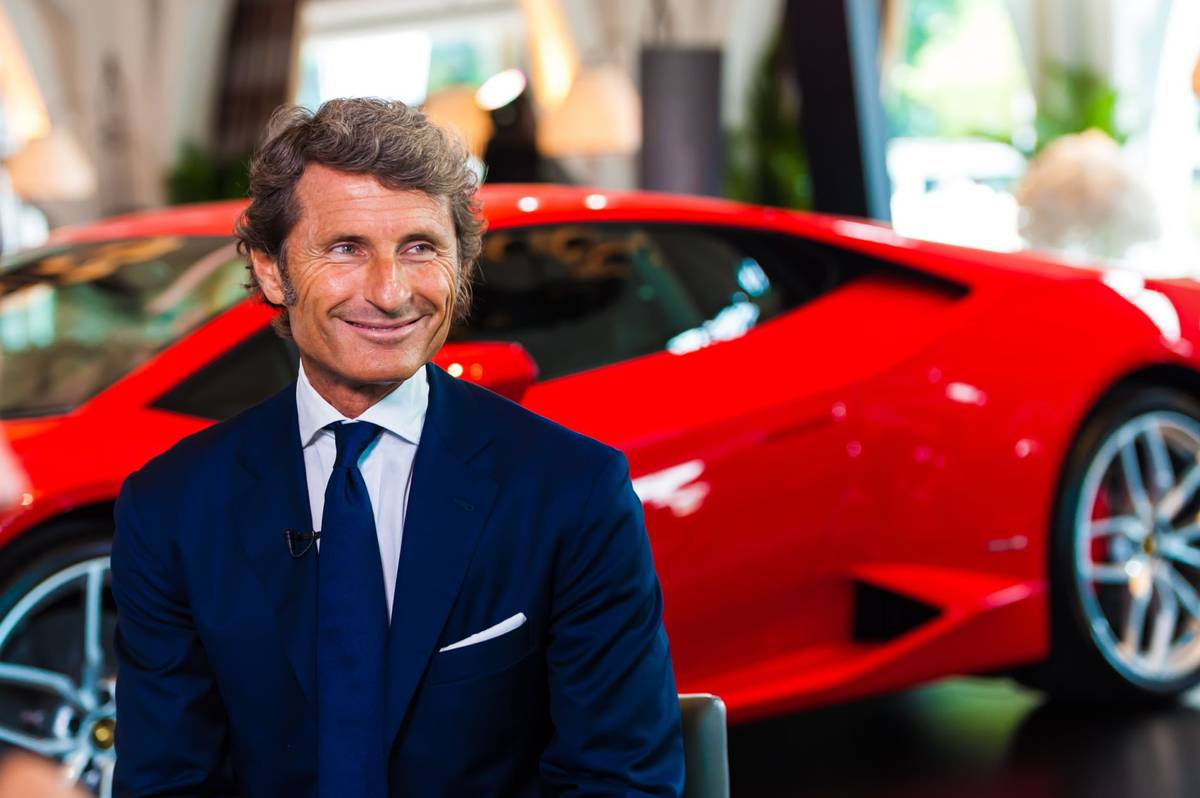 Lamborghini Ceo Amp President Stephan Winkelmann Officially