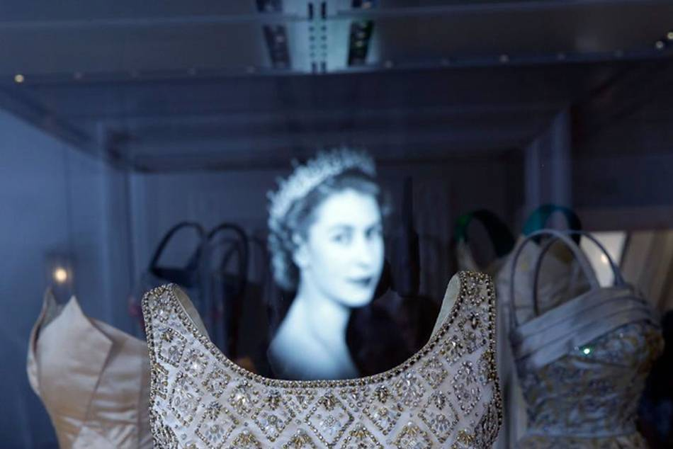 A glamorous exhibition featuring rare and exquisite dresses from HM Queen Elizabeth II, Princess Margaret and Diana, Princess of Wales