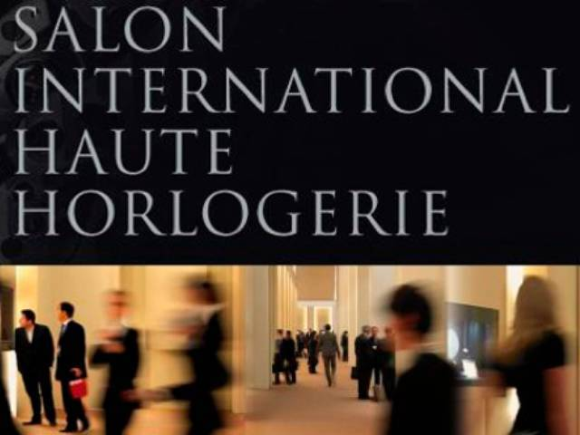 The 20th edition of the SIHH organized by the Foundation de la Haute Horlogerie