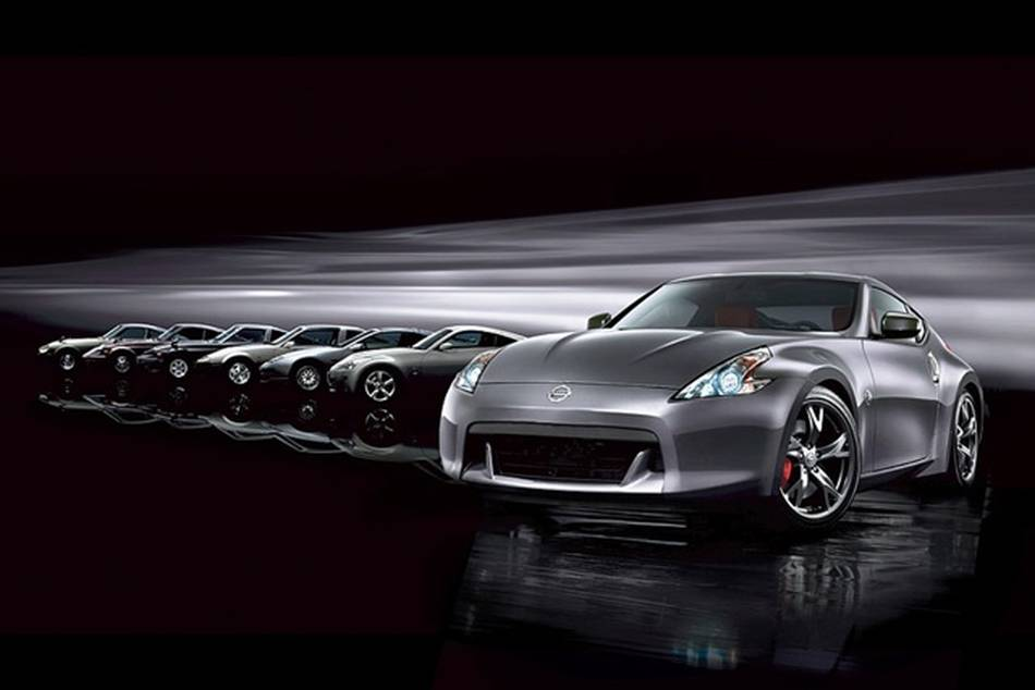 "Limited Edition 370Z ""40th Anniversary"" Model"