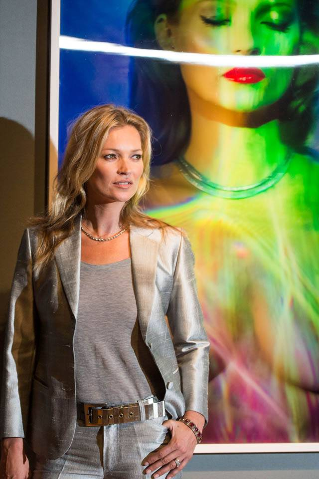 Christie's in London to Hold Kate Moss Auction
