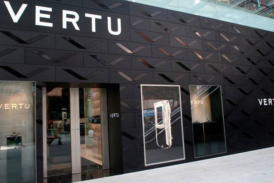 Vertu opens its latest boutique at Mandarin Gallery (Singapore)