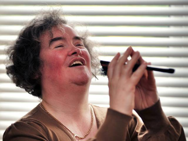 SENATUS would like to honour Susan Boyle as 2009 Personality of the Year