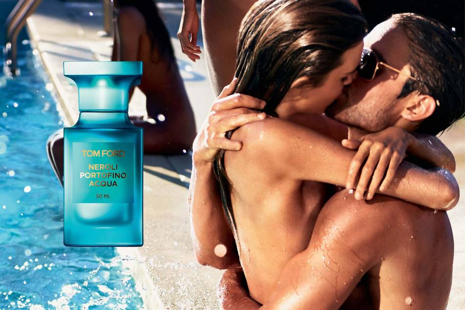 The lighter fresher version of the label's Private Blend fragrance captures the cool breezes, sparkling clear water, and lush foliage of the popular summer destination