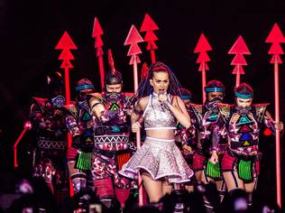 Held at the Singapore Indoor Stadium, Katy Perry's one-of-a-kind set design will provide concert-goers with a truly magical experience from every angle within the arena