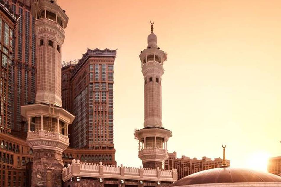 Raffles Makkah Palace was crowned Middle East's Leading Luxury Hotel by the World Travel Awards