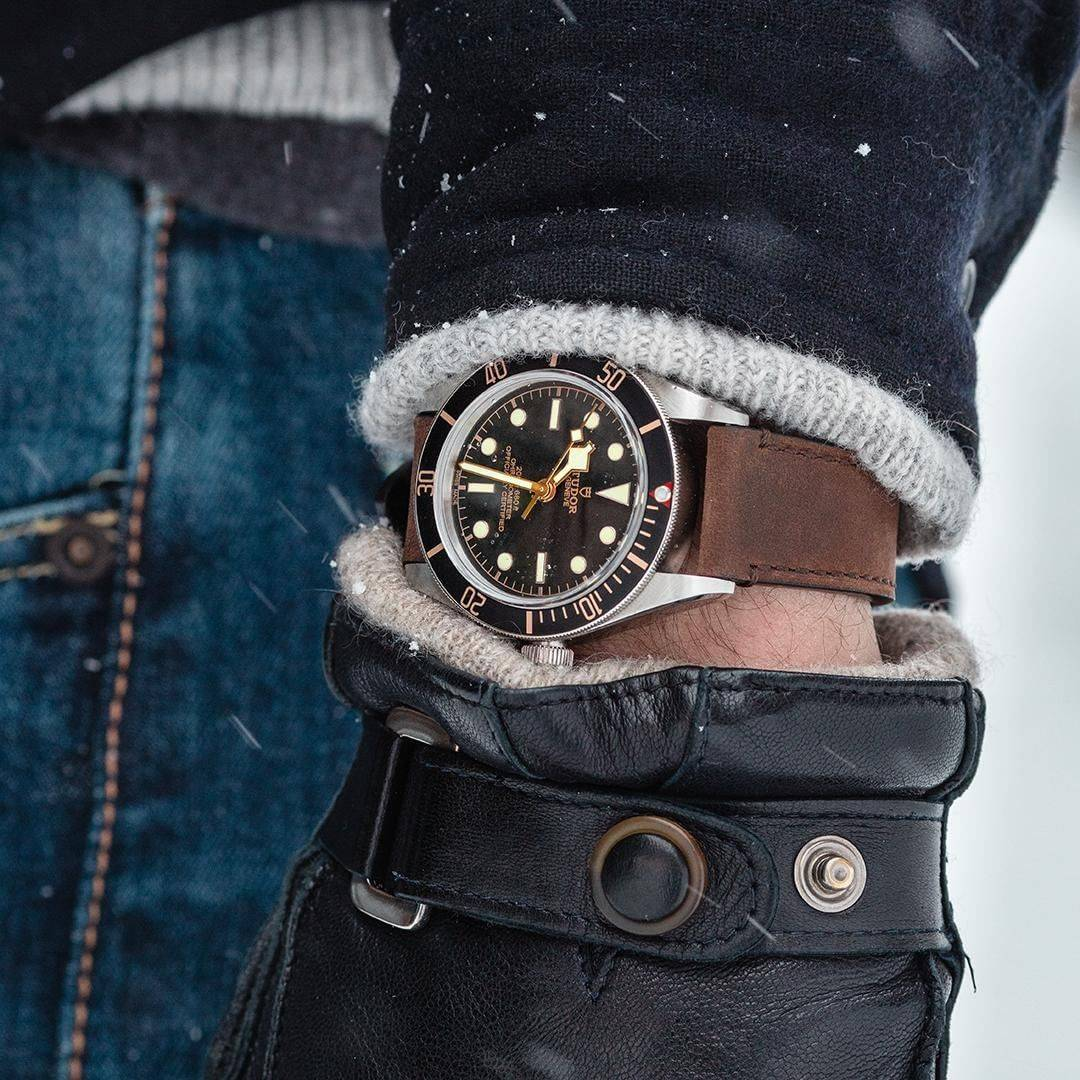TUDOR Black Bay Fifty-Eight - A Delight for Vintage Enthusiasts and Slim Wrists #Baselworld2018