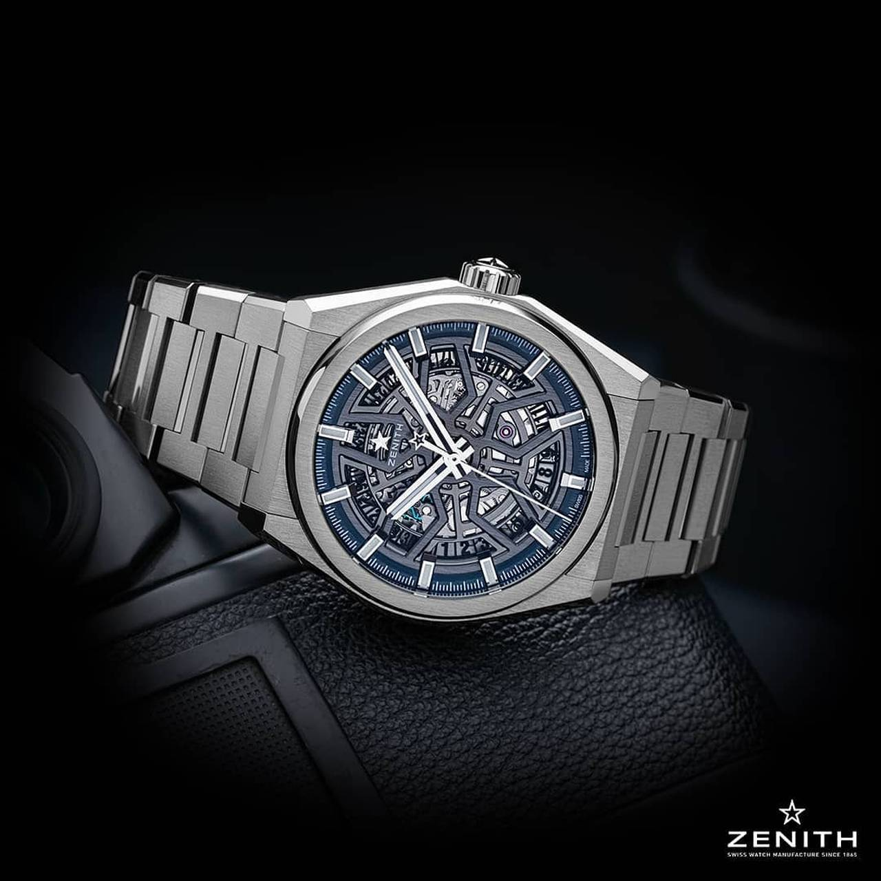 Zenith DEFY Classic Harkens the Future of Watchmaking