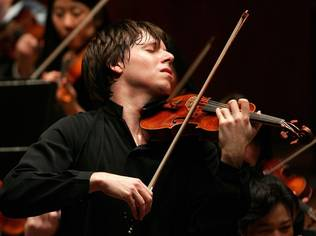 Grammy Award-winning Joshua Bell with Academy of St Martin in the Fields in Singapore (12-13 June)