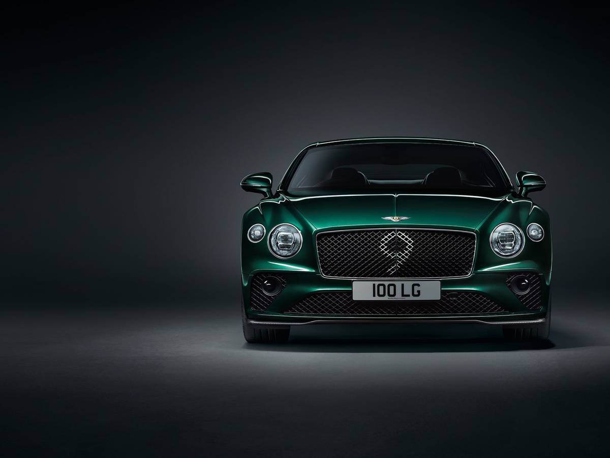Continental GT Number ...